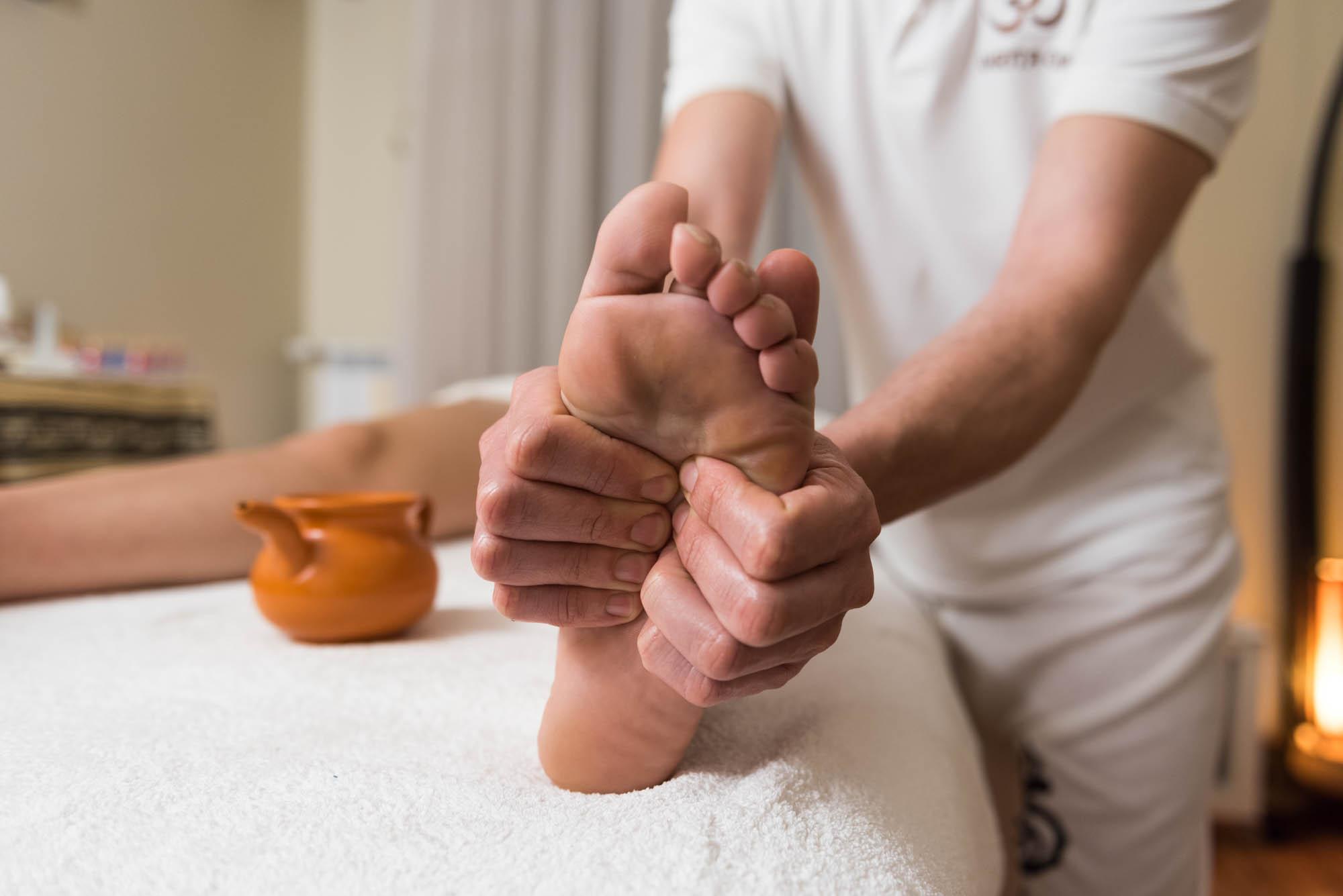 Massaggio Integrato Arti Inferiori