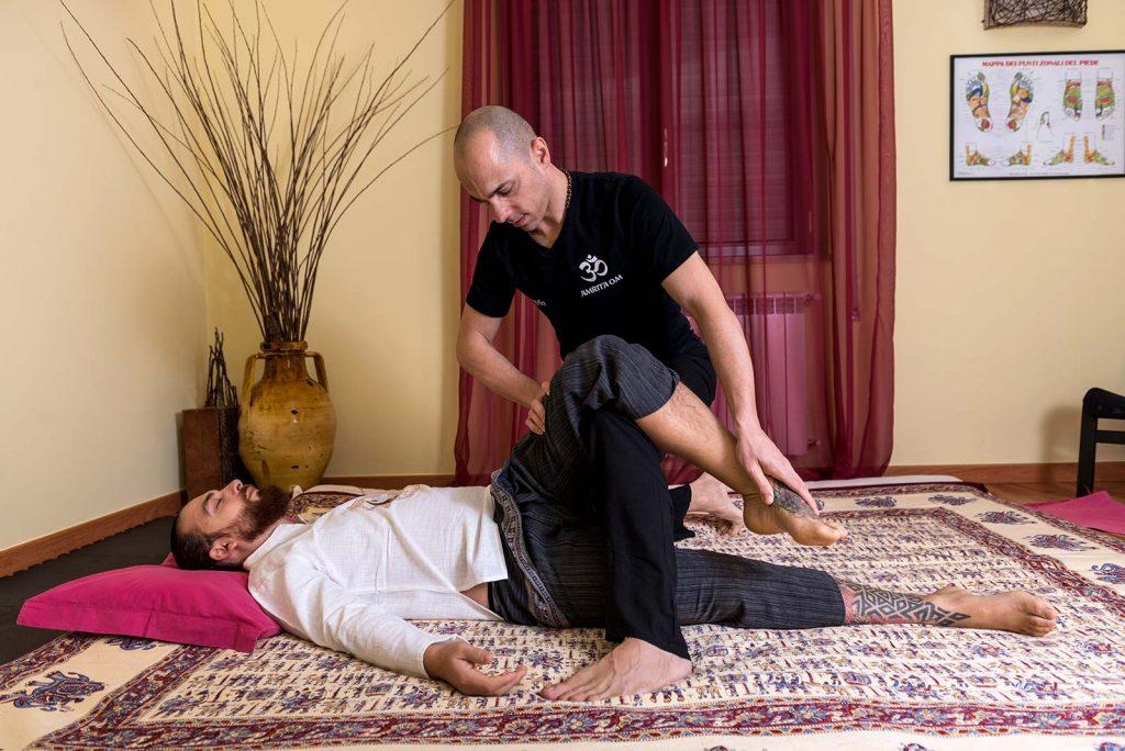 Antico Massaggio Tradizionale Thailandese