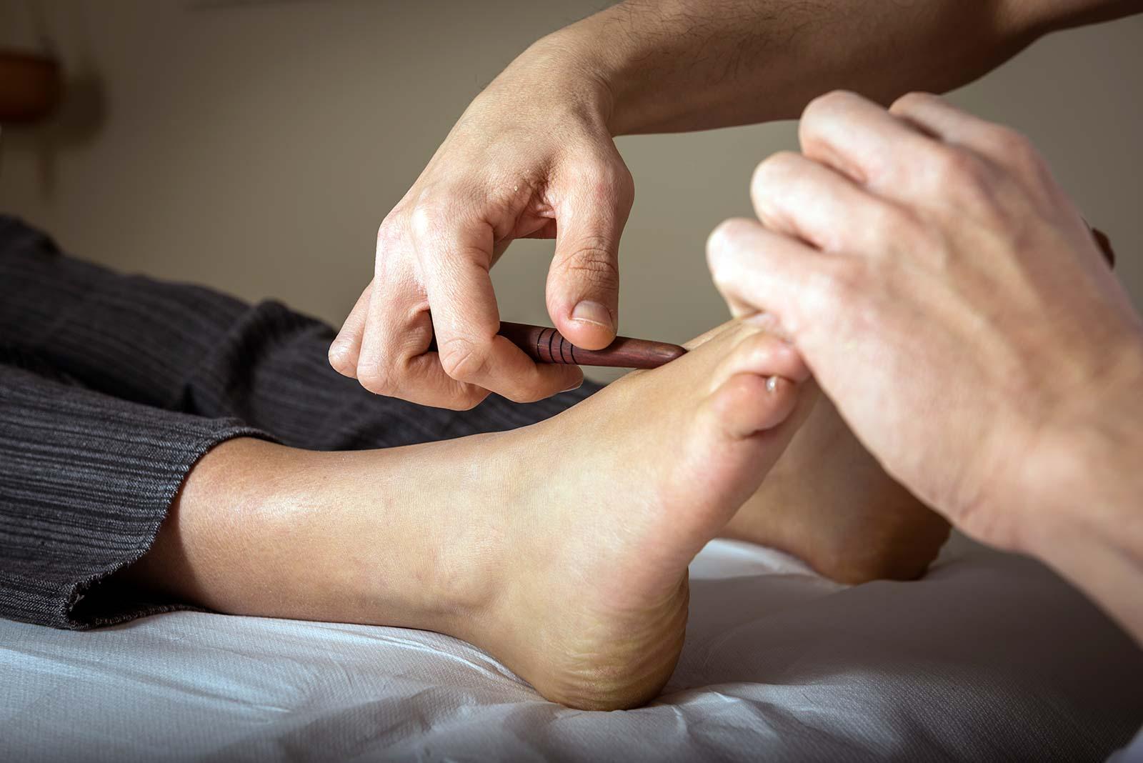 Thai Foot Massage - il Massaggio Thailandese del Piede