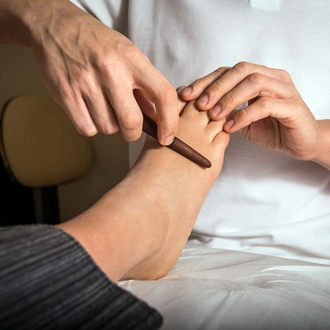 Thai Foot Massage - il Massaggio Thailandese del Piede.