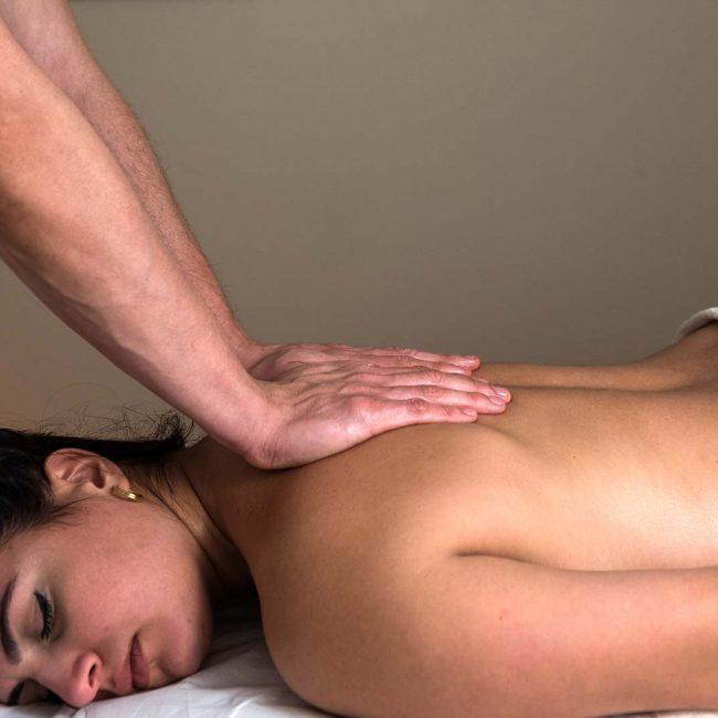 Massaggio Integrato schiena
