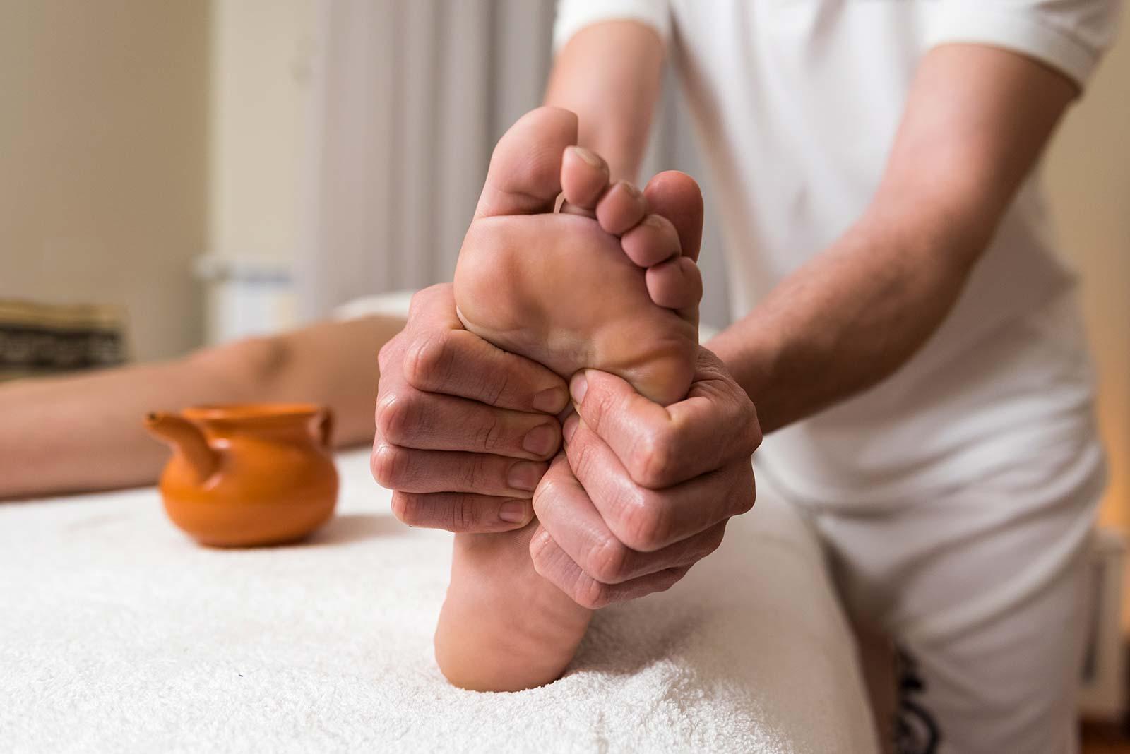 Massaggio Drenante
