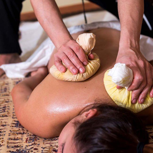 Massaggio Ayurvedico Abhyanga